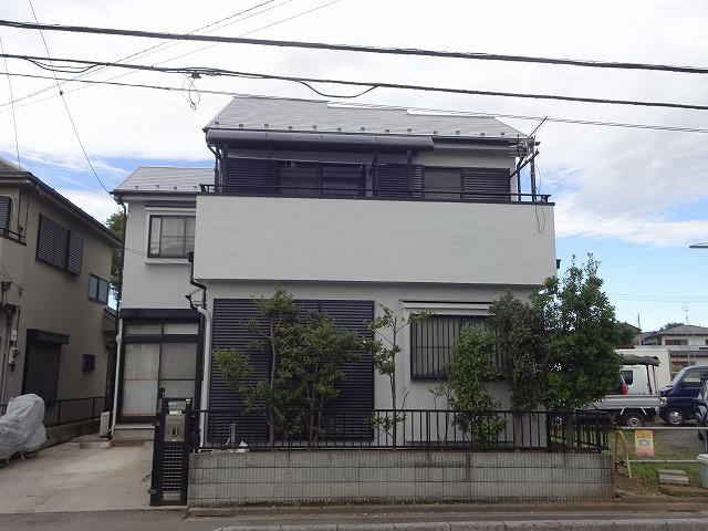【施工実績5】外壁塗装・屋根塗装:埼玉県さいたま市南区