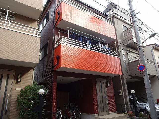 【施工実績8】外壁塗装・屋根塗装:埼玉県川口市
