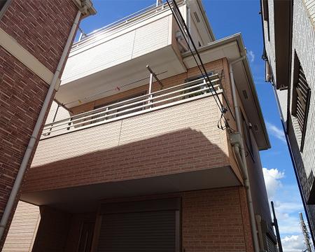 【施工実績3】外壁塗装・屋根塗装:埼玉県ふじみ野市