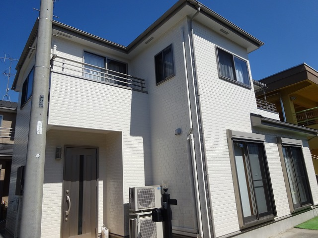 【施工実績227】外壁塗装・屋根塗装:埼玉県所沢市