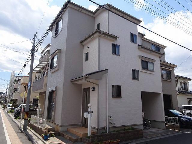 【施工実績232】外壁塗装・屋根塗装:埼玉県戸田市