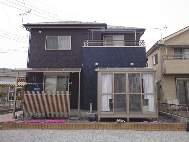 【施工実績238】外壁塗装・屋根塗装:群馬県伊勢崎市