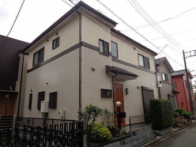 【施工実績240】外壁塗装・屋根塗装:埼玉県春日部市