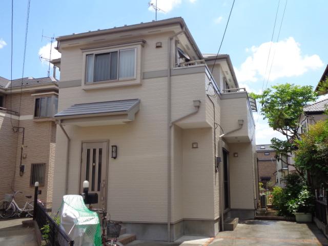 【施工実績247】外壁塗装・屋根塗装:埼玉県桶川市