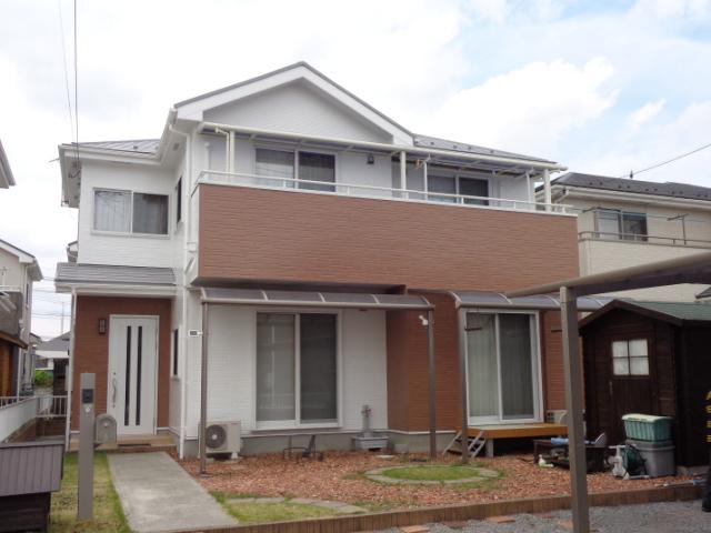 【施工実績248】外壁塗装・屋根塗装:群馬県前橋市