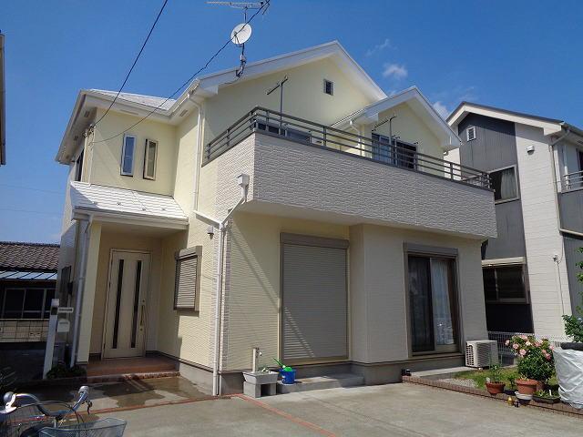 【施工実績250】外壁塗装・屋根塗装:群馬県高崎市