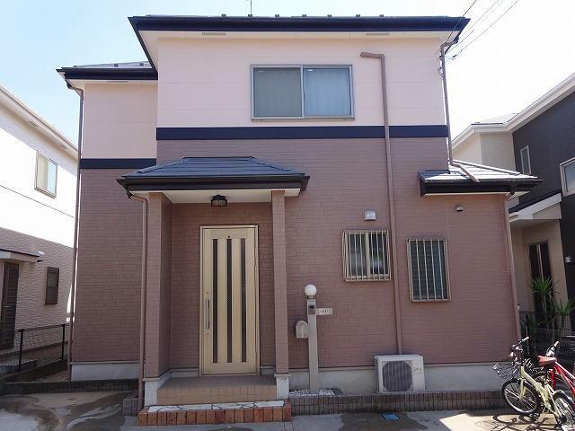 【施工実績251】外壁塗装・屋根塗装:埼玉県越谷市