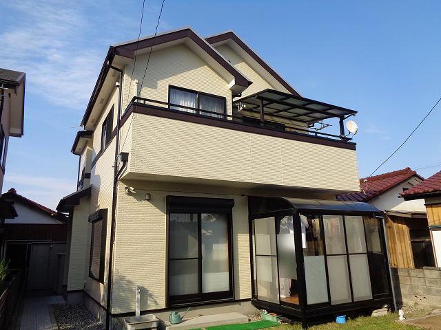 【施工実績252】外壁塗装・屋根塗装:群馬県高崎市