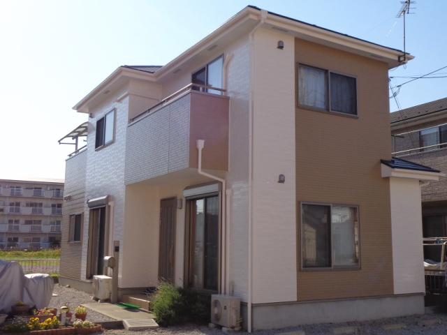 【施工実績253】外壁塗装・屋根塗装:群馬県前橋市