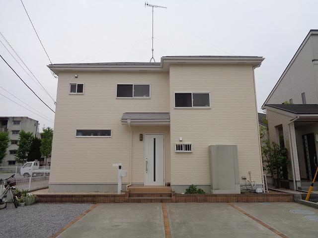 【施工実績254】外壁塗装・屋根塗装:埼玉県行田市