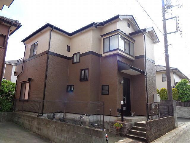 【施工実績256】外壁塗装・屋根塗装:埼玉県越谷市