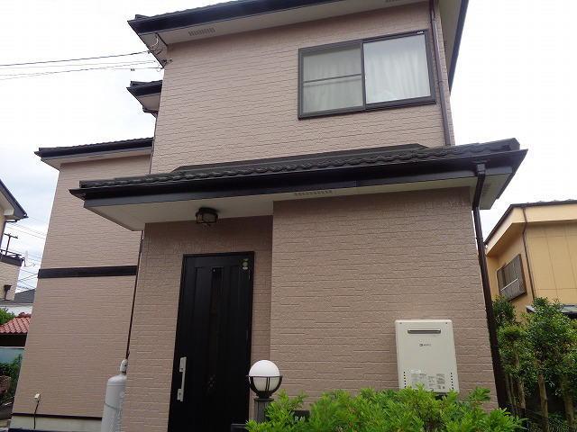 【施工実績257】外壁塗装・屋根重ね葺き:埼玉県さいたま市岩槻区