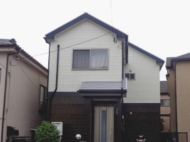 【施工実績258】外壁塗装・屋根塗装:埼玉県所沢市