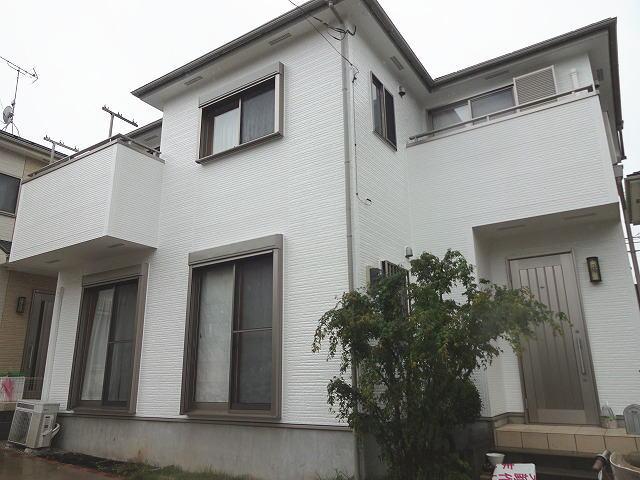 【施工実績259】外壁塗装・屋根塗装:埼玉県上尾市