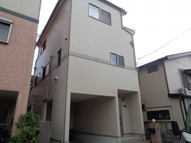 【施工実績260】外壁塗装・屋根塗装:埼玉県志木市