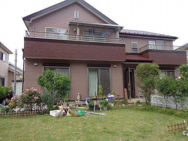 【施工実績261】外壁塗装・屋根塗装:埼玉県幸手市