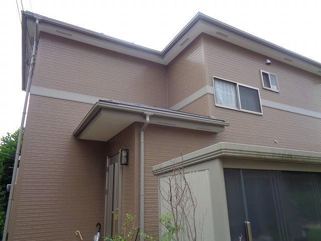 【施工実績265】外壁塗装・屋根塗装:埼玉県川越市