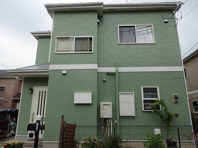 【施工実績269】外壁塗装・屋根塗装:埼玉県草加市