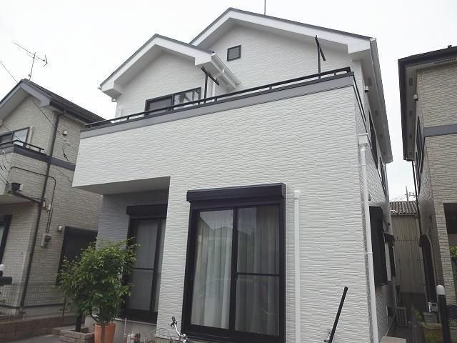 【施工実績270】外壁塗装・屋根塗装:埼玉県鴻巣市