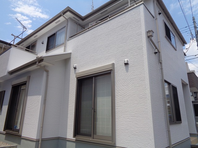 【施工実績272】外壁塗装・屋根塗装:埼玉県所沢市
