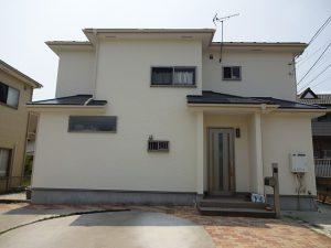 【施工実績273】外壁塗装・屋根塗装:群馬県高崎市