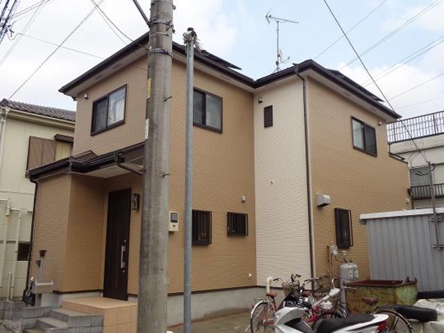 【施工実績279】外壁塗装・屋根塗装:埼玉県川口市