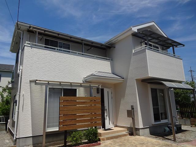 【施工実績281】外壁塗装・屋根塗装:群馬県高崎市