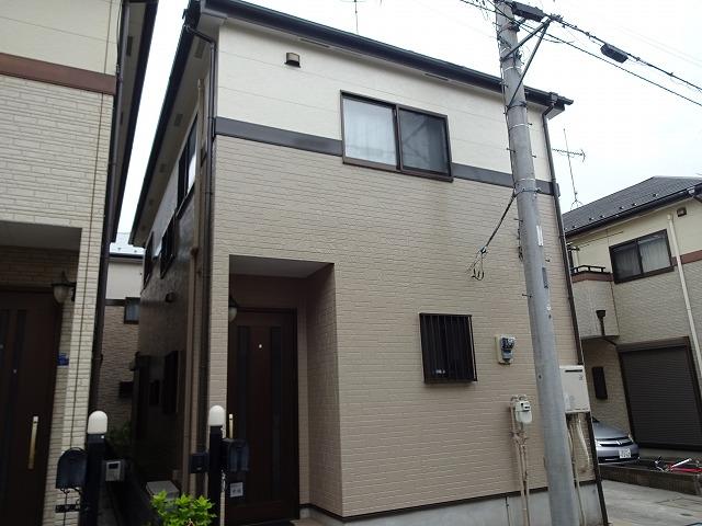 【施工実績287】外壁塗装・屋根塗装:埼玉県朝霞市