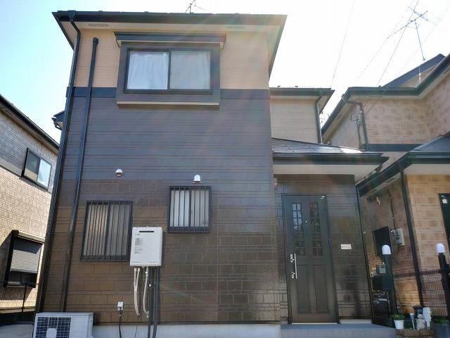 【施工実績291】外壁塗装・屋根塗装:埼玉県北葛飾郡