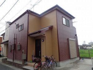 【施工実績293】外壁塗装・屋根塗装:埼玉県越谷市