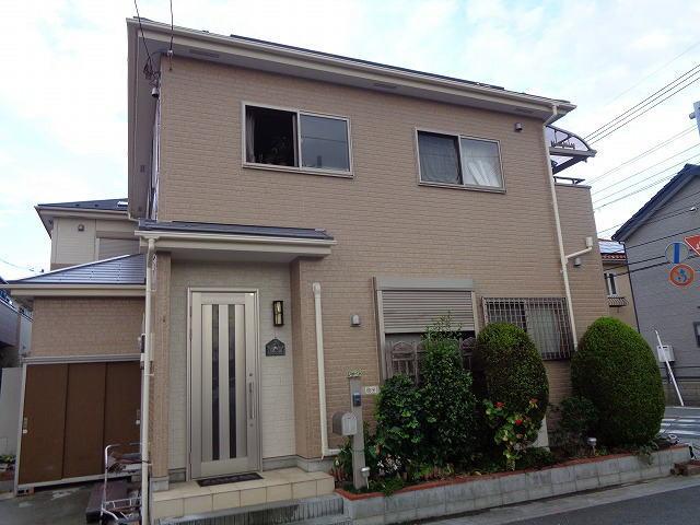 【施工実績297】外壁塗装・屋根塗装:埼玉県上尾市