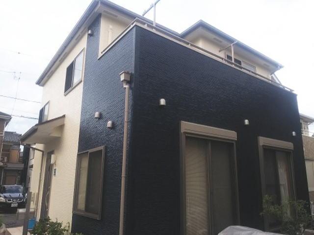 【施工実績299】外壁塗装・屋根塗装:埼玉県所沢市
