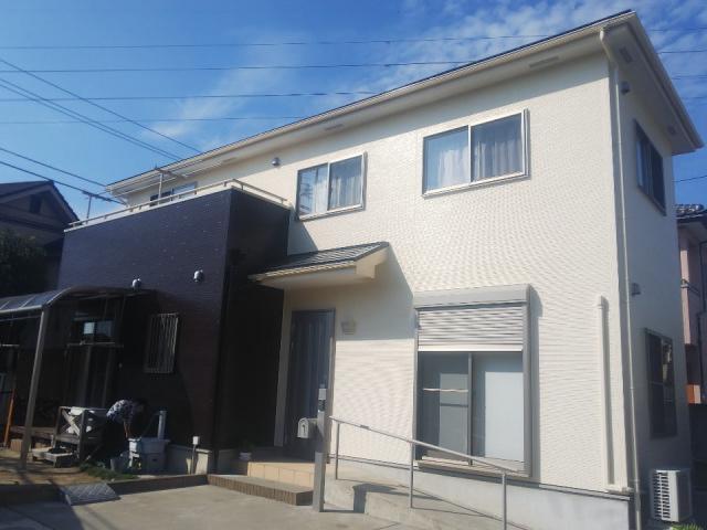 【施工実績300】外壁塗装・屋根塗装:群馬県前橋市