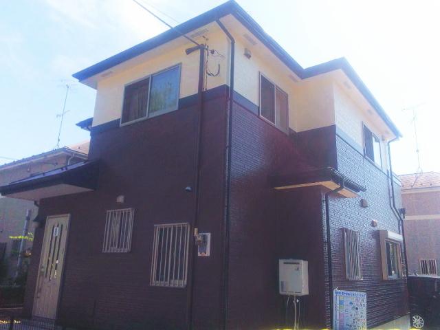 【施工実績302】外壁塗装・屋根塗装:群馬県館林市