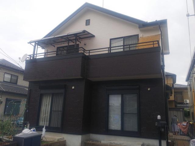 【施工実績303】外壁塗装・屋根塗装:埼玉県熊谷市