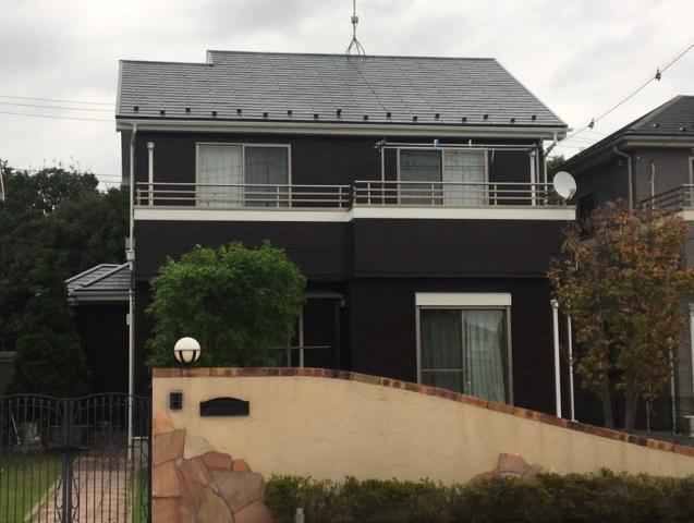 【施工実績308】外壁塗装・屋根塗装:埼玉県加須市