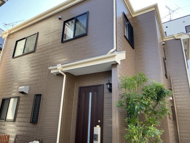 【施工実績311】外壁塗装・屋根塗装:埼玉県戸田市