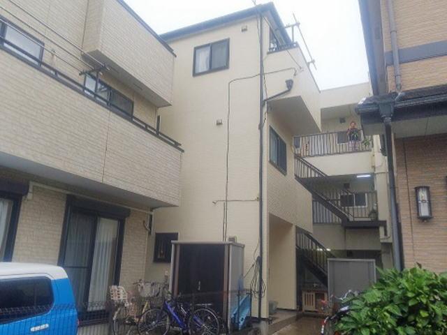 【施工実績313】外壁塗装・屋根塗装:埼玉県川口市