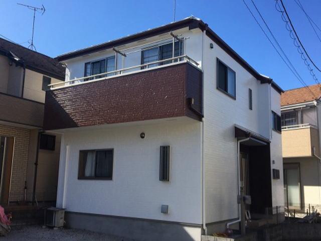 【施工実績317】外壁塗装・屋根塗装:埼玉県川越市