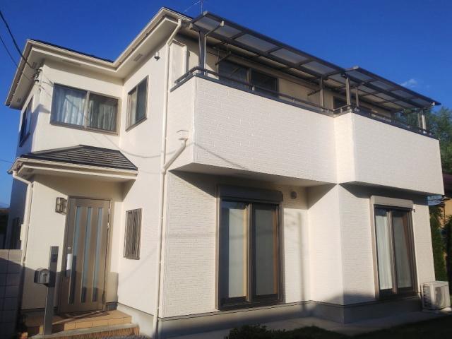 【施工実績319】外壁塗装・屋根塗装:群馬県高崎市