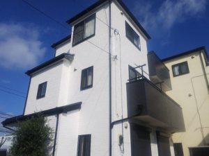 【施工実績320】外壁塗装・屋根塗装:埼玉県川口市