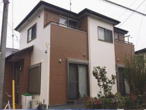 【施工実績322】外壁塗装・屋根塗装:埼玉県蓮田市