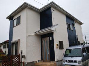 【施工実績324】外壁塗装・屋根塗装:埼玉県飯能市