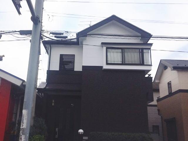 【施工実績328】外壁塗装・屋根塗装:埼玉県越谷市