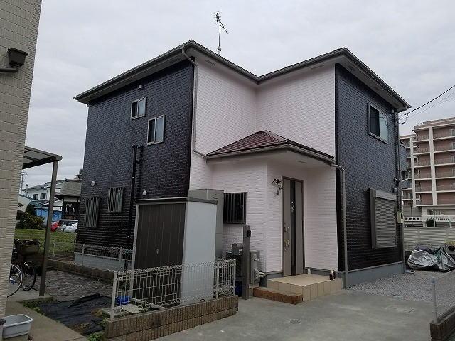【施工実績329】外壁塗装・屋根塗装:埼玉県入間市