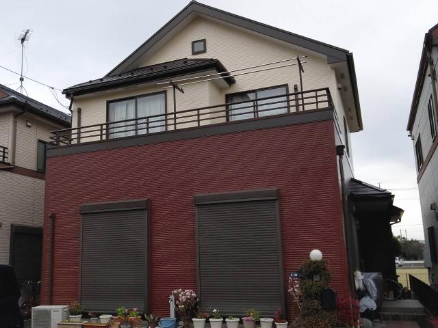 【施工実績333】外壁塗装・屋根塗装:埼玉県鴻巣市