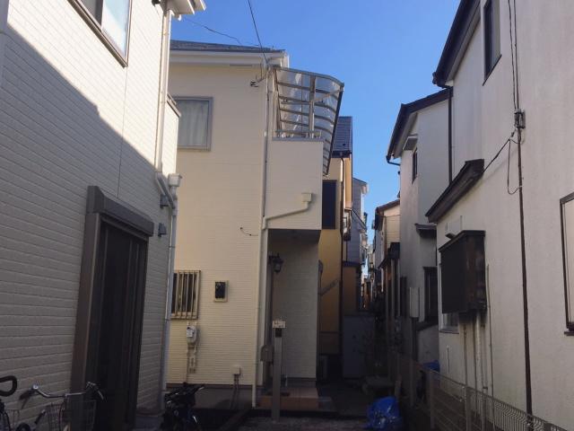 【施工実績343】外壁塗装・屋根塗装:埼玉県入間郡三芳町