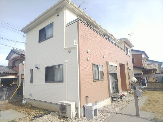 【施工実績348】外壁塗装・屋根塗装:埼玉県蓮田市